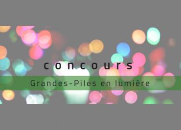 """Dévoilement des gagnants et des participants du concours """"Grandes-Piles en lumière !"""""""