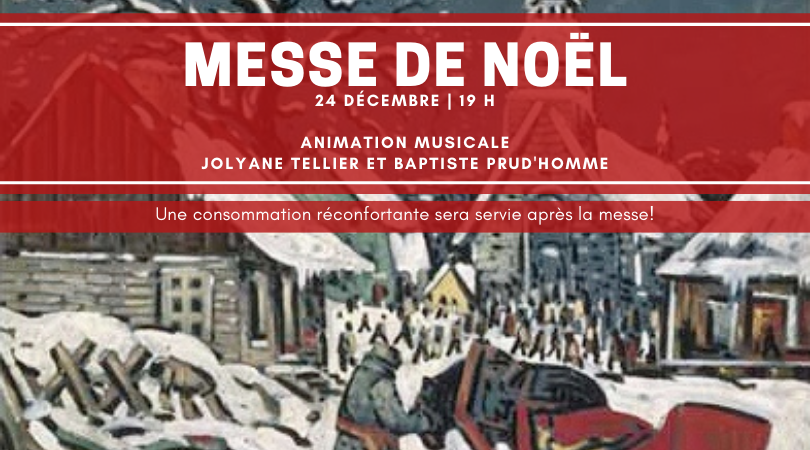 Messe_NOËL_Grandes-Piles_Jolyane Tellier Baptiste Prud'homme